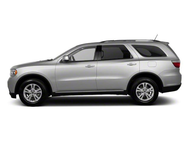 2012 Dodge Durango Prices and Values Utility 4D R/T 2WD side view