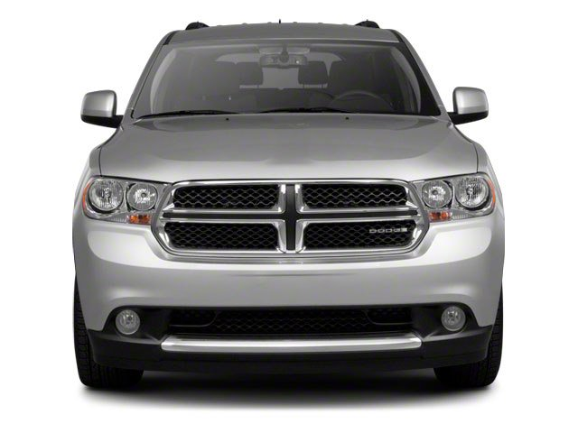 2012 Dodge Durango Prices and Values Utility 4D R/T 2WD front view