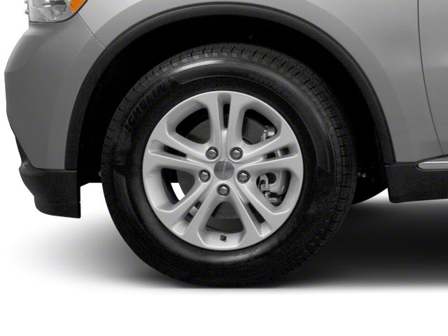 2012 Dodge Durango Prices and Values Utility 4D R/T 2WD wheel