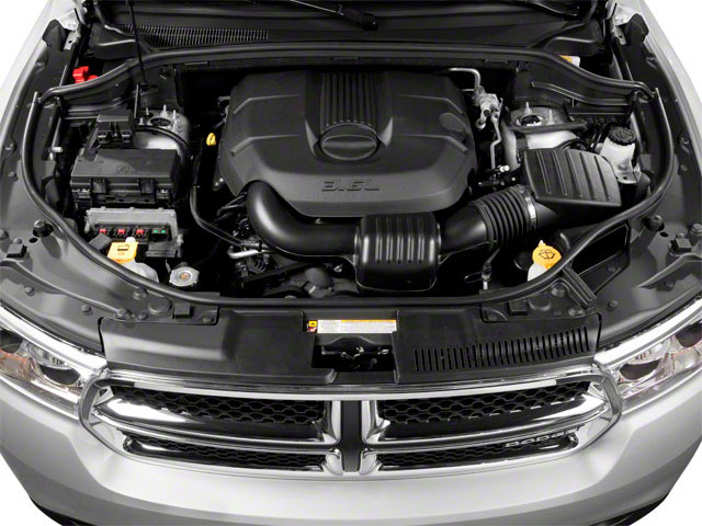 2012 Dodge Durango Prices and Values Utility 4D R/T 2WD engine