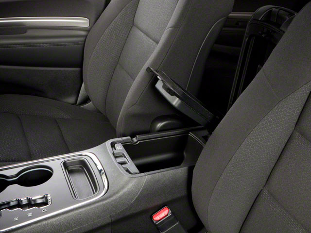 2012 Dodge Durango Prices and Values Utility 4D R/T 2WD center storage console
