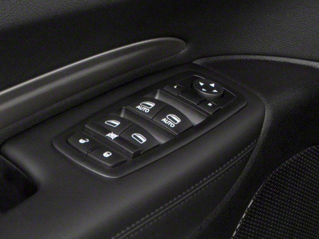 2012 Dodge Durango Prices and Values Utility 4D Heat 2WD driver's side interior controls