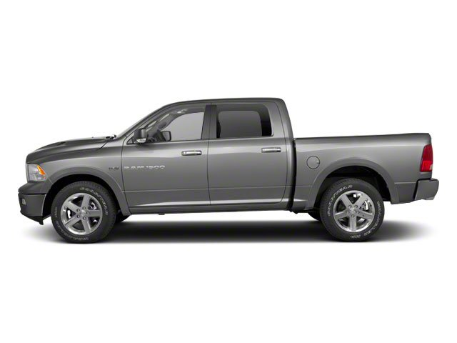 2012 Ram Truck 1500 Pictures 1500 Crew Cab Outdoorsman 4WD photos side view