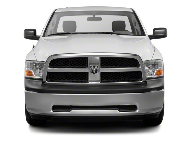 2012 Ram Truck 1500 Pictures 1500 Regular Cab Tradesman 4WD photos front view