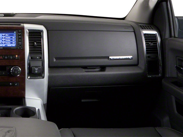 2012 Ram Truck 2500 Prices and Values Mega Cab Limited 2WD passenger's dashboard