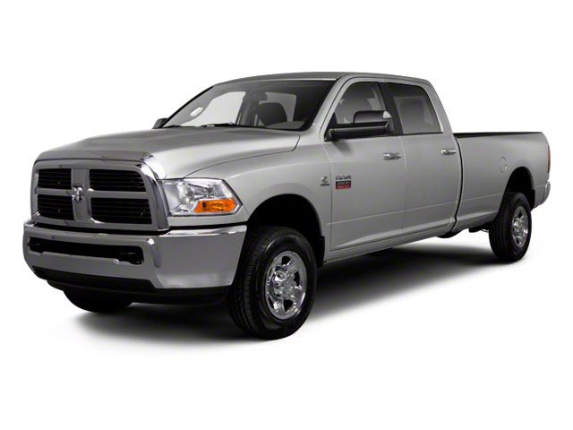2012 Ram Truck 2500 Prices and Values Crew Cab ST 2WD side front view