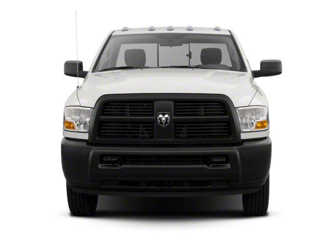 2012 Ram Truck 2500 Prices and Values Regular Cab SLT 2WD front view