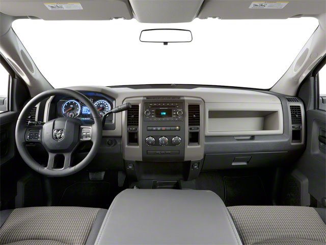 2012 Ram Truck 2500 Prices and Values Regular Cab SLT 2WD full dashboard