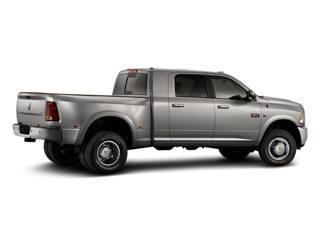 2012 Ram Truck 3500 Prices and Values Mega Cab Laramie 2WD side rear view