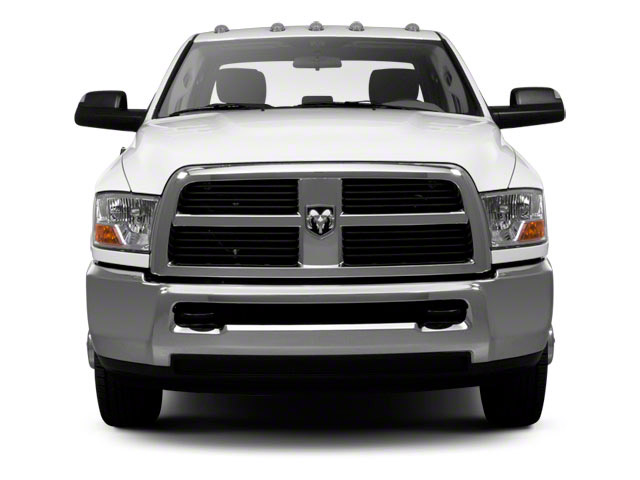 2012 Ram Truck 3500 Prices and Values Crew Cab Laramie 4WD front view