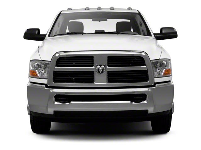2012 Ram Truck 3500 Prices and Values Crew Cab Outdoorsman 2WD T-Diesel front view