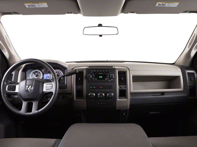 2012 Ram Truck 3500 Prices and Values Crew Cab Outdoorsman 2WD T-Diesel full dashboard