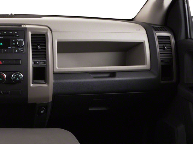 2012 Ram Truck 3500 Prices and Values Crew Cab Outdoorsman 2WD T-Diesel passenger's dashboard