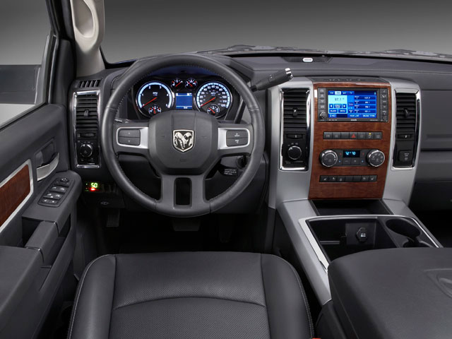 2012 Ram Truck 3500 Prices and Values Regular Cab ST 4WD full dashboard