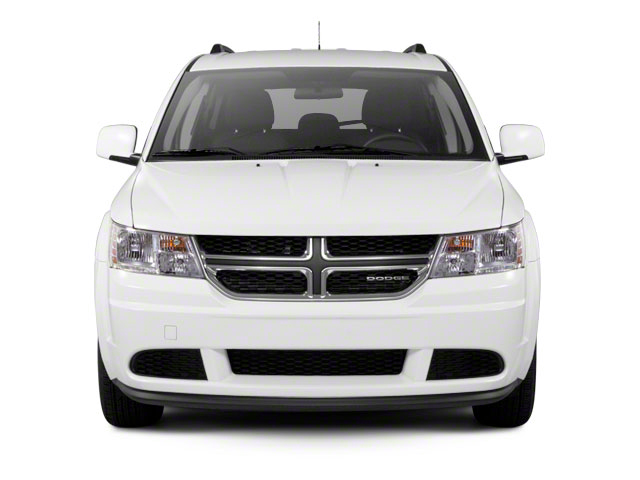 2012 Dodge Journey Prices and Values Utility 4D Crew 2WD front view