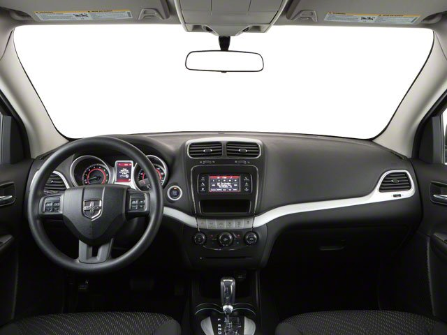 2012 Dodge Journey Prices and Values Utility 4D SXT 2WD full dashboard