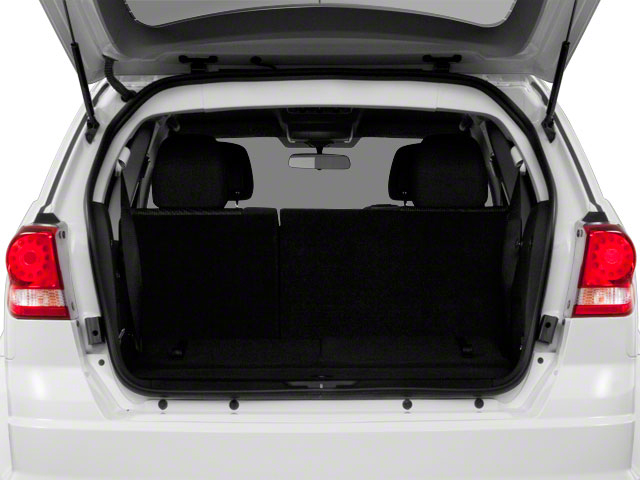 2012 Dodge Journey Pictures Journey Utility 4D SXT 2WD photos open trunk