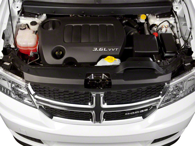 2012 Dodge Journey Prices and Values Utility 4D SXT 2WD engine