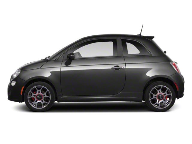 2012 FIAT 500 Prices and Values Hatchback 3D Lounge side view