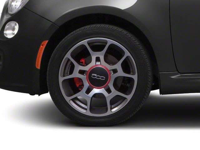 2012 FIAT 500 Prices and Values Hatchback 3D Abarth wheel
