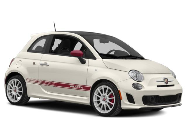 2012 FIAT 500 Prices and Values Hatchback 3D Abarth side front view