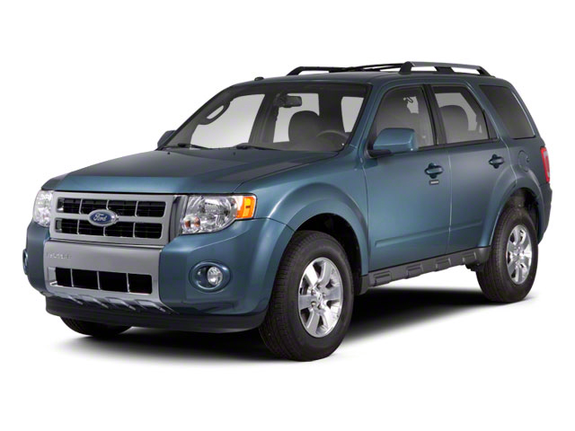 2012 Ford Escape Prices and Values Utility 4D XLS 2WD (4 Cyl)