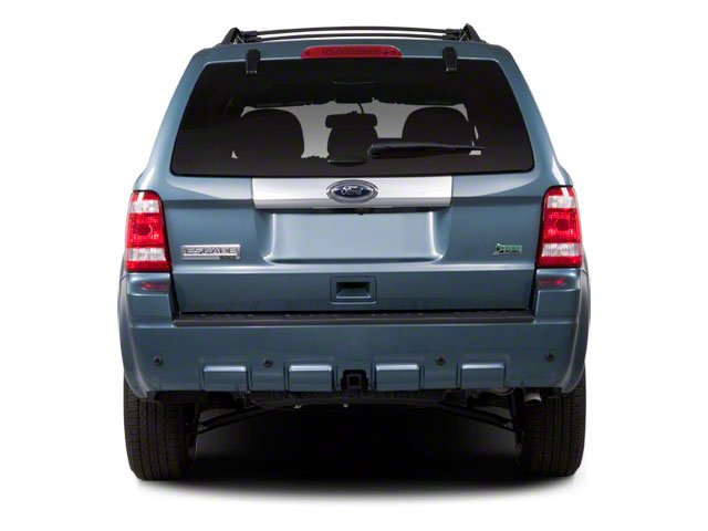 2012 Ford Escape Prices and Values Utility 4D XLS 2WD (4 Cyl) rear view