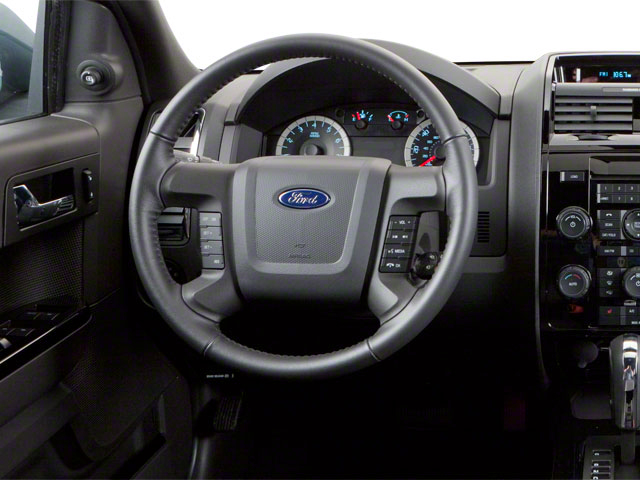 2012 Ford Escape Prices and Values Utility 4D XLS 2WD (4 Cyl) driver's dashboard