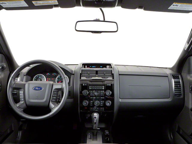 2012 Ford Escape Prices and Values Utility 4D XLS 2WD (4 Cyl) full dashboard