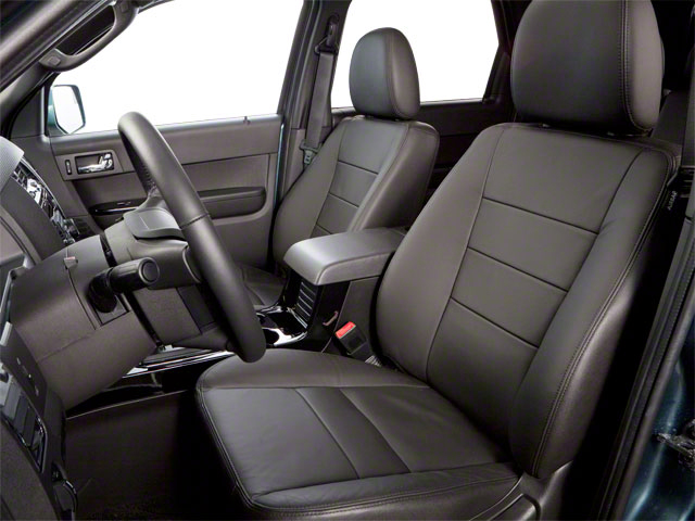 2012 Ford Escape Prices and Values Utility 4D XLS 2WD (4 Cyl) front seat interior