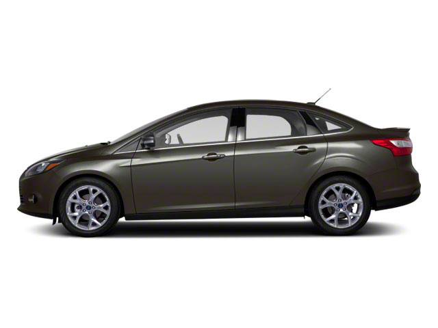 2012 Ford Focus Prices and Values Sedan 4D S side view