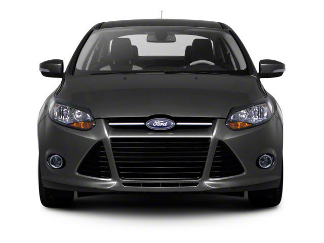 2012 Ford Focus Prices and Values Sedan 4D S front view