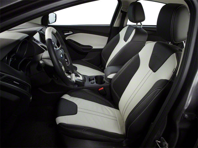 2012 Ford Focus Prices and Values Sedan 4D S front seat interior
