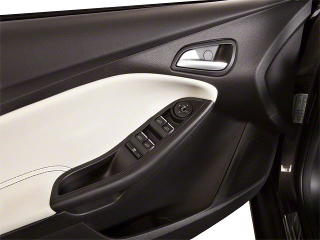 2012 Ford Focus Prices and Values Sedan 4D S driver's door
