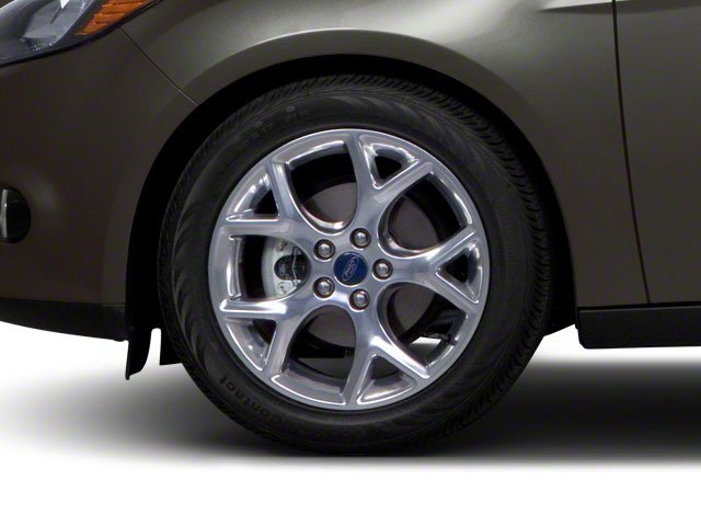 2012 Ford Focus Prices and Values Sedan 4D S wheel