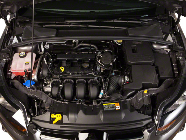 2012 Ford Focus Prices and Values Sedan 4D S engine