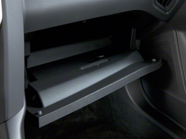 2012 Ford Focus Prices and Values Sedan 4D S glove box