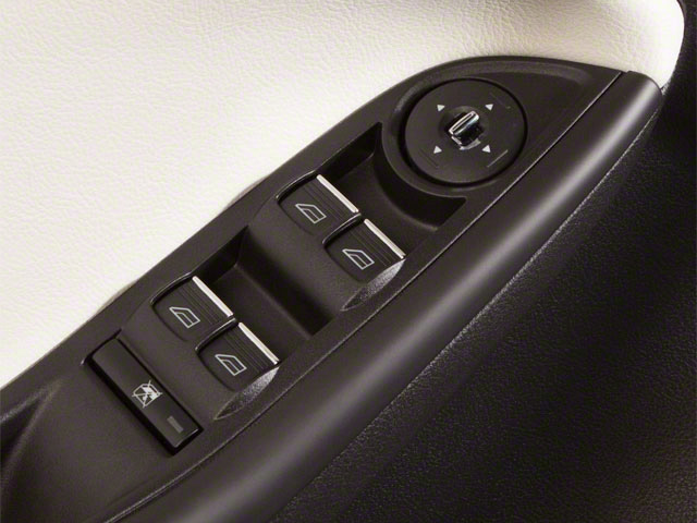 2012 Ford Focus Prices and Values Sedan 4D S driver's side interior controls