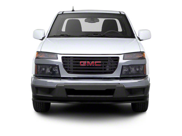 2012 GMC Canyon Pictures Canyon Extended Cab SLE photos front view