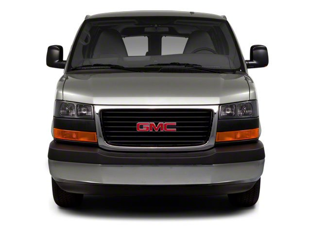 2012 GMC Savana Passenger Prices and Values Savana LT 135  front view