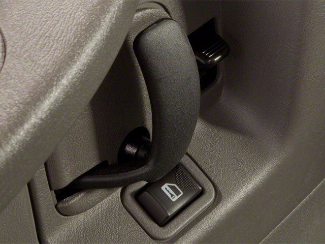 2012 GMC Savana Passenger Prices and Values Savana LT 135  driver's side interior controls