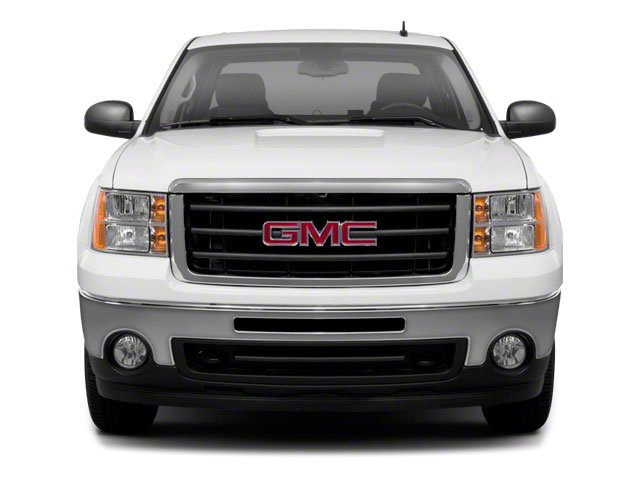 2012 GMC Sierra 1500 Prices and Values Crew Cab Work Truck 2WD front view