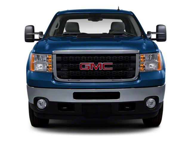 2012 GMC Sierra 2500HD Pictures Sierra 2500HD Crew Cab SLT 4WD photos front view
