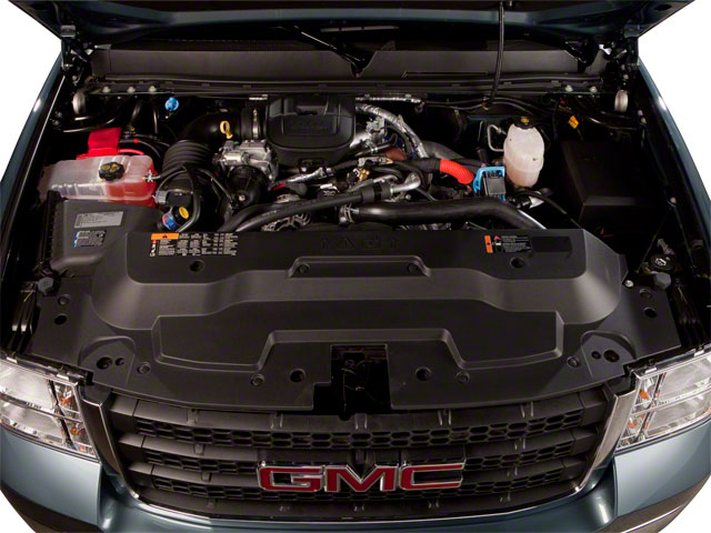 2012 GMC Sierra 2500HD Prices and Values Extended Cab SLE 4WD engine