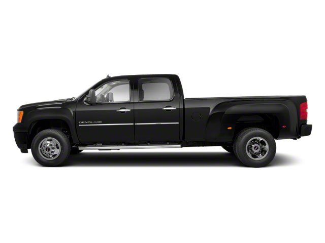 2012 GMC Sierra 3500HD Prices and Values Crew Cab SLT 4WD side view