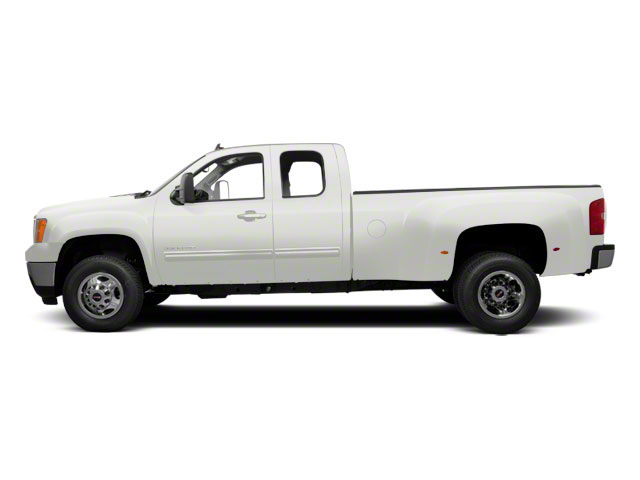 2012 GMC Sierra 3500HD Prices and Values Extended Cab SLE 4WD side view