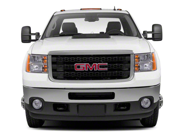 2012 GMC Sierra 3500HD Prices and Values Extended Cab SLE 4WD front view