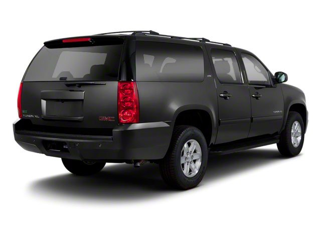 2012 GMC Yukon XL Pictures Yukon XL Utility C2500 SLT 2WD photos side rear view