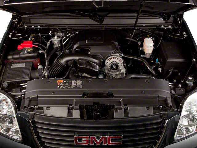 2012 GMC Yukon XL Pictures Yukon XL Utility C2500 SLT 2WD photos engine