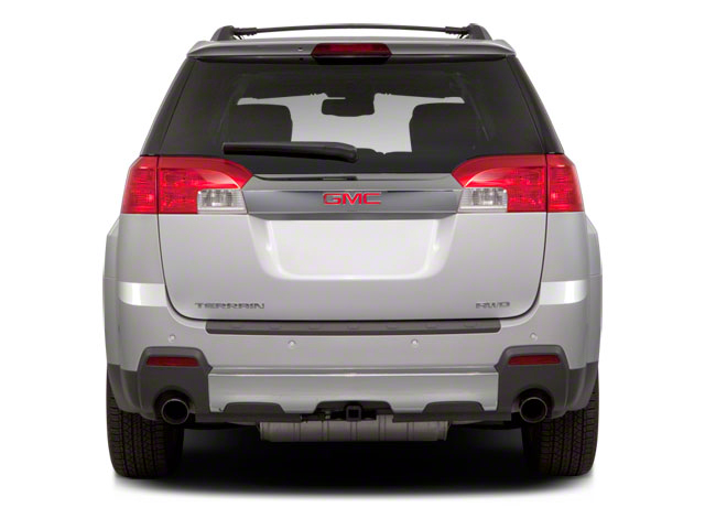 2012 GMC Terrain Prices and Values Utility 4D SLE 2WD rear view